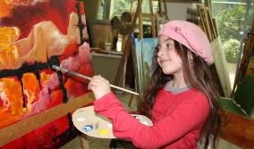 חוג ציור לילדים
