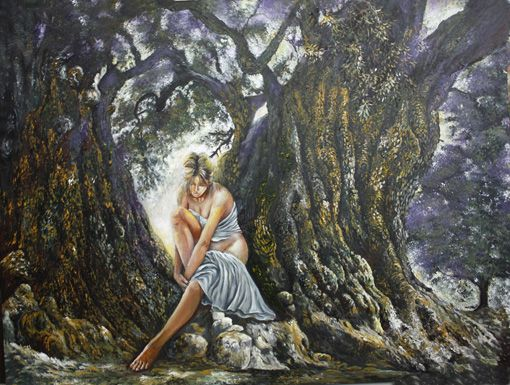 ציורי עצי זית